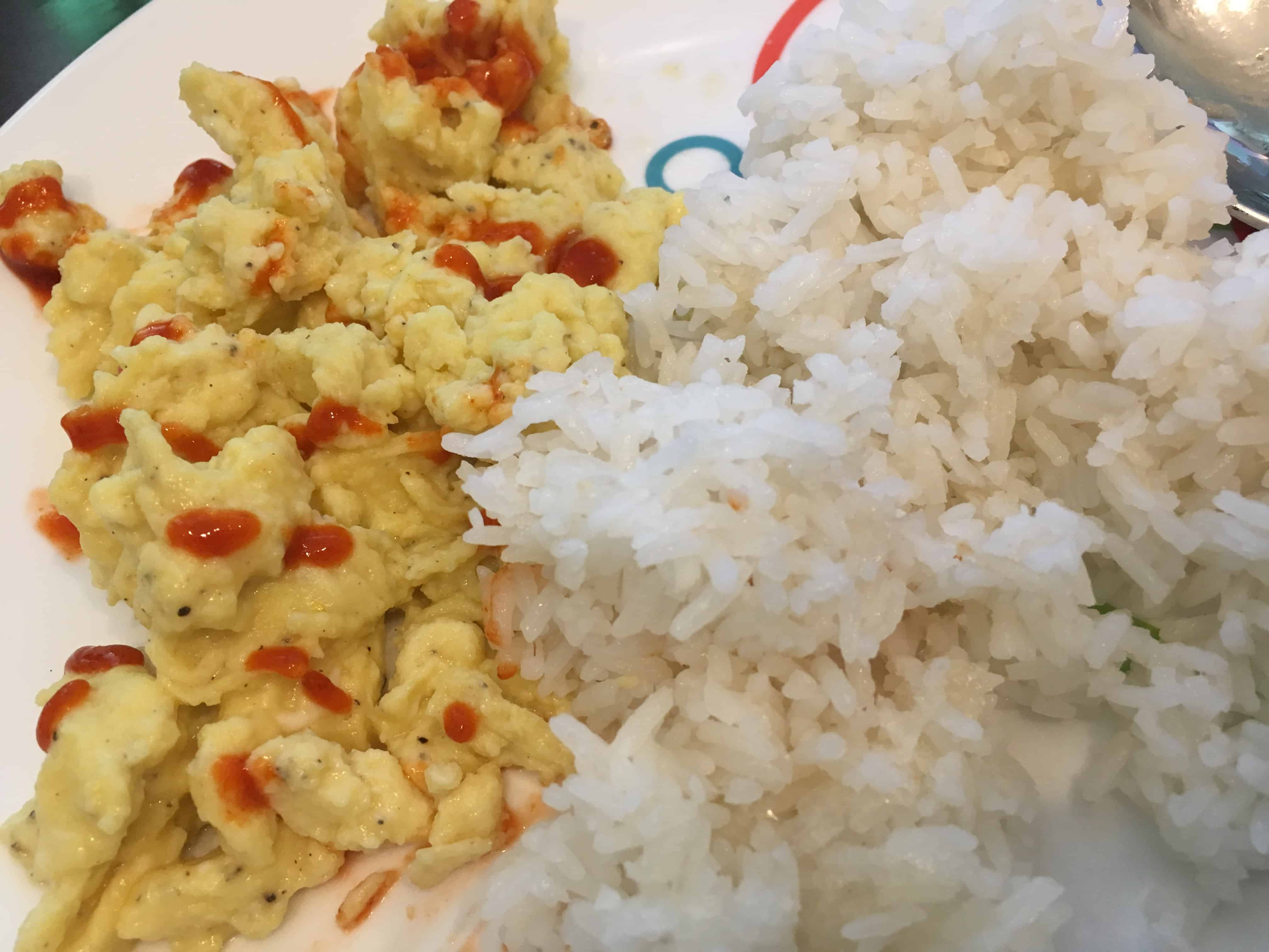 Image of Fluffy Scrambled Eggs